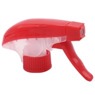 Trigger sprayer Tex-Foam red with 25 cm tube
