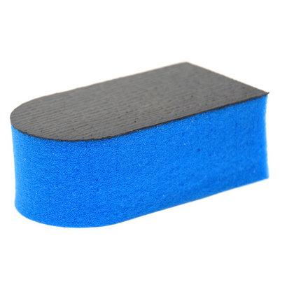 Nanex sponsje blauw fijn