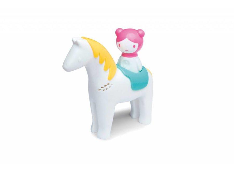 Kid O Paard met geluid