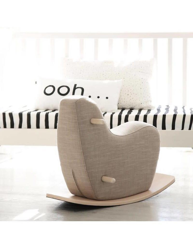 Ooh Noo Hoeslaken Zebra voor babybed