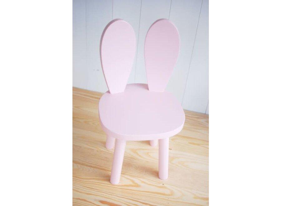 Kinderstoel Bunny Pink