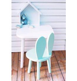 Bambooko Kinderstoel Bunny Mint