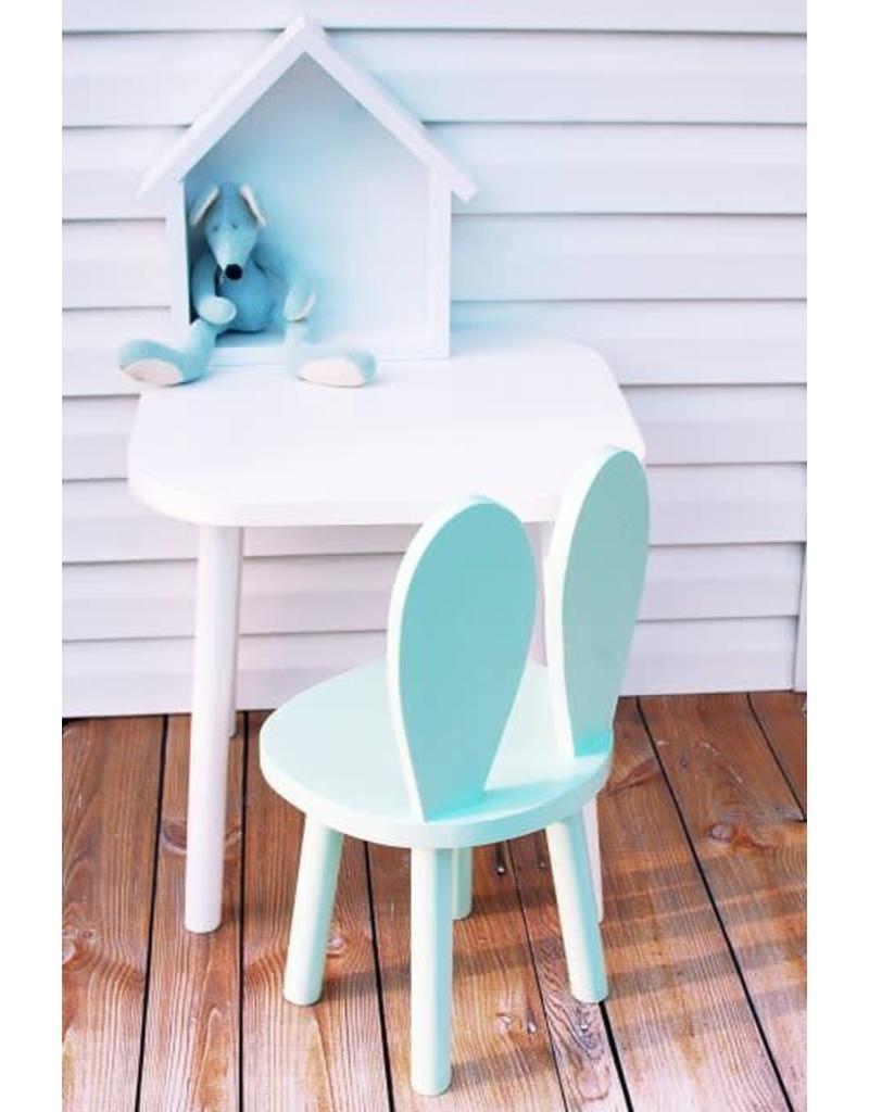 Kinderstoel 6 Jaar.Bambooko Kinderstoel Bunny Hip Hoi Scandinavian Conceptstore
