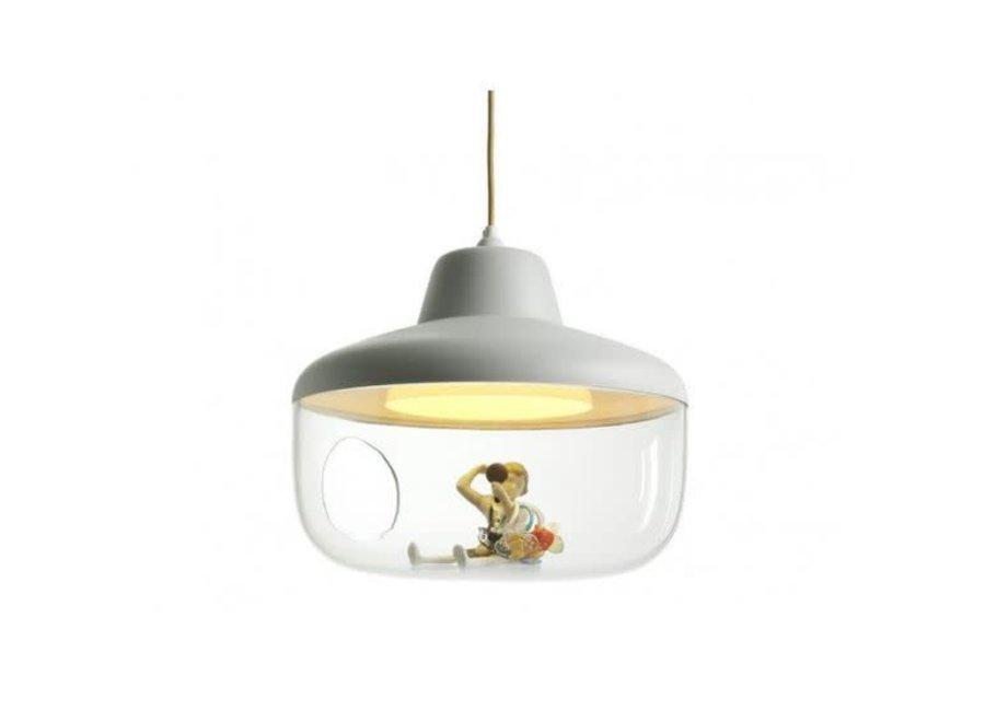 Hanglamp Wit