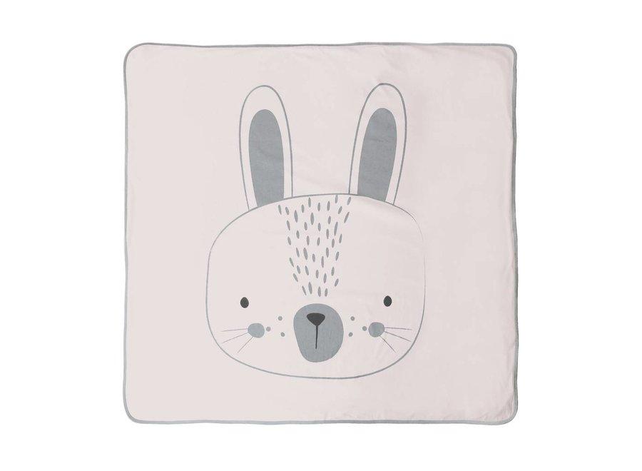 Mister Fly - Dekentje 'Bunny Pink'