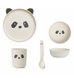 Liewood Liewood - Bamboo Set 'Panda'