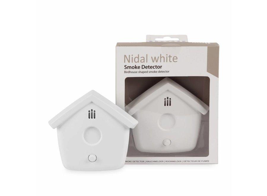 Rookdetectorr Nidal - White