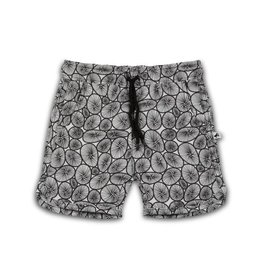 cos I said so Zwem short Coral print