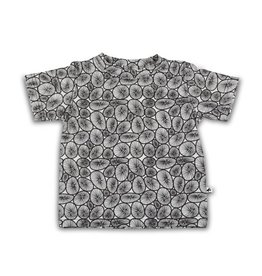 cos I said so Zwem T-shirt Coral print