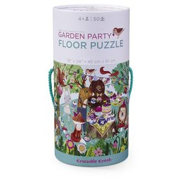 Crocodile Creek Puzzel Garden Party