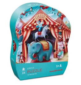 Crocodile Creek Puzzel Circus