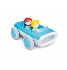 Kid O Kid O - Racecar met geluid