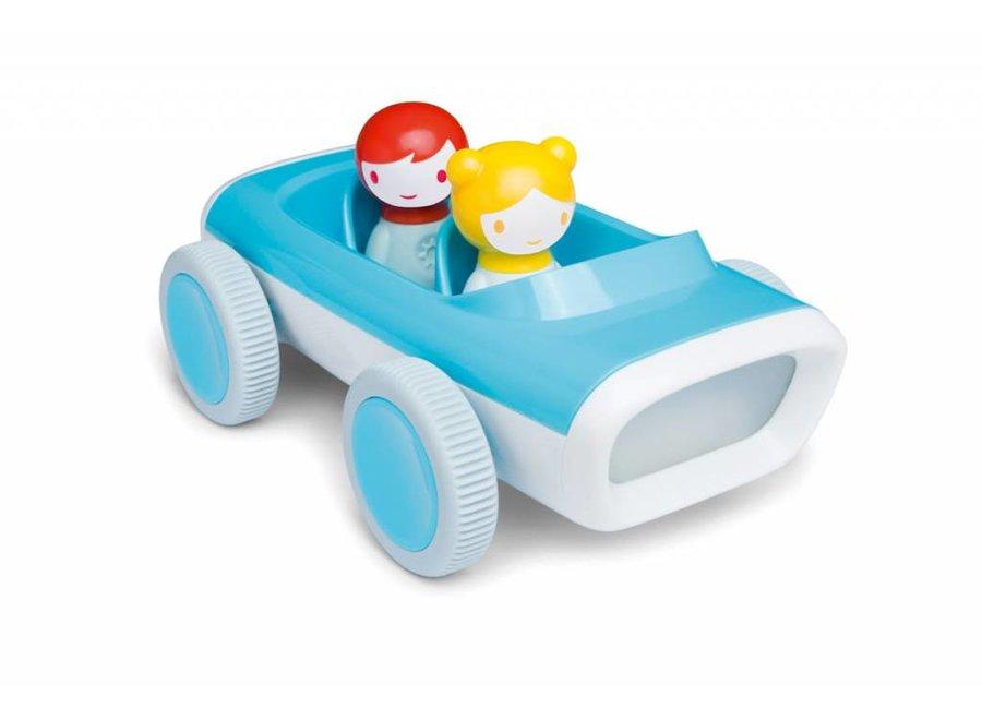 Kid O - Racecar met geluid