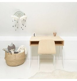 In2Wood In2Wood - Kinderbureau Wit