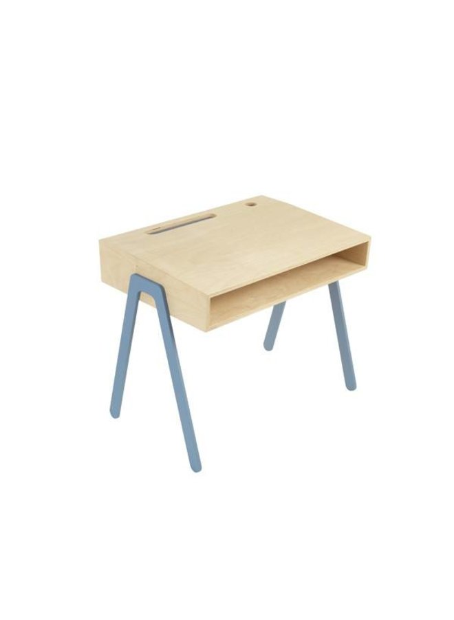 In2Wood - Desk and chair - Blue