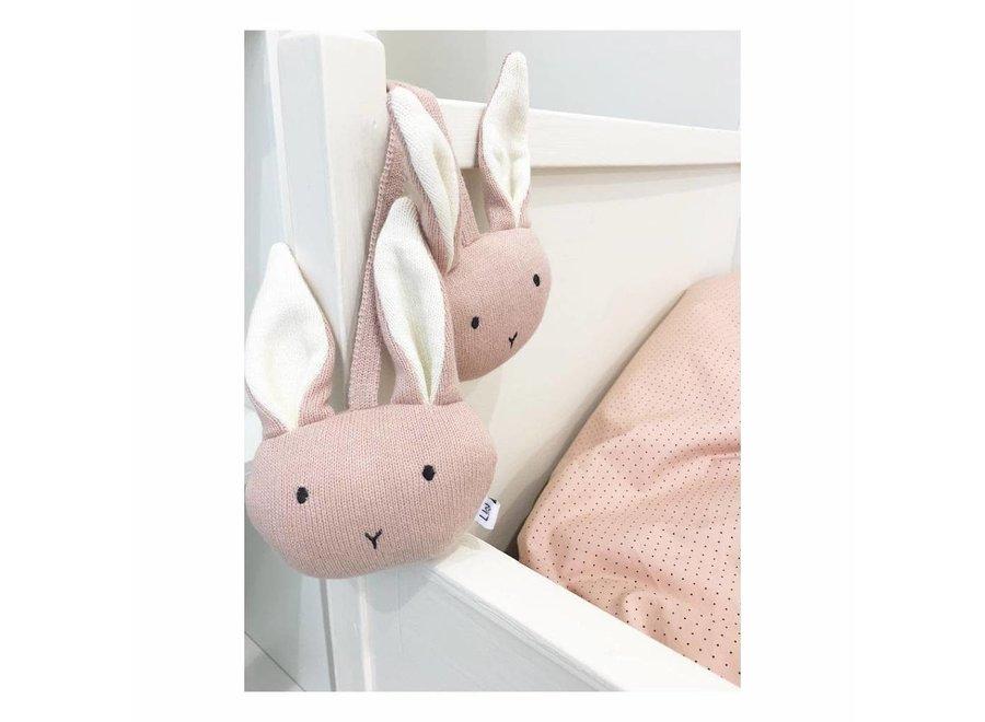 Liewood Rosa Pram 'Toy Rabbit' - Rose