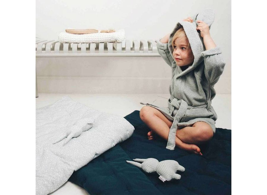 Liewood - Lily Bathrobe 'Rabbit Mint' (1 tot 2 jaar)
