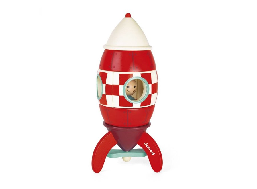Janod - Magnetische raket Large