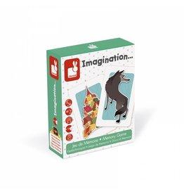 Janod Janod - Imagination - memory spel