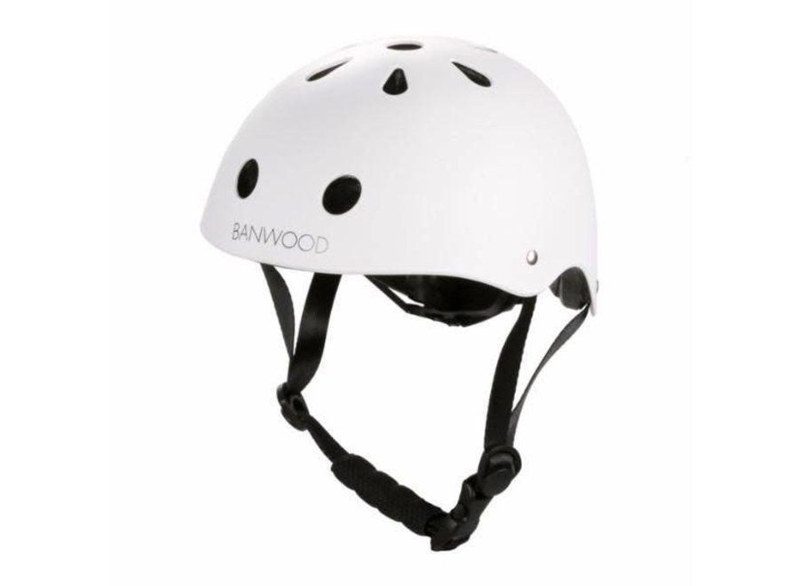 Banwood - Helmet - White