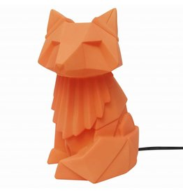 Disaster Designs Origami Fox Lamp