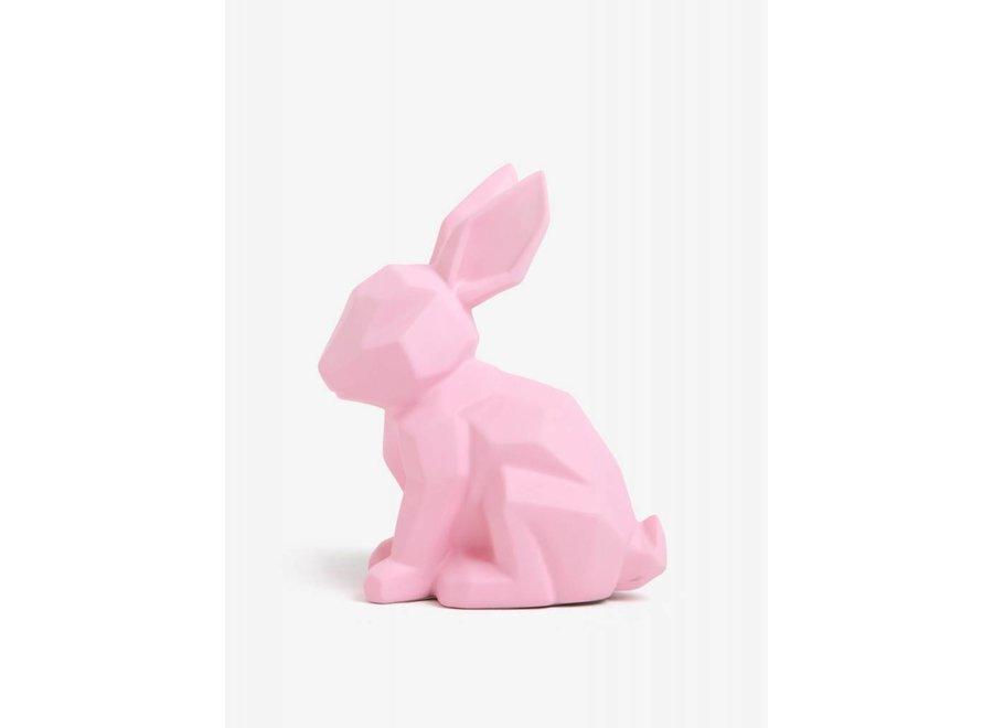 Origami Rabbit Mini - Pink