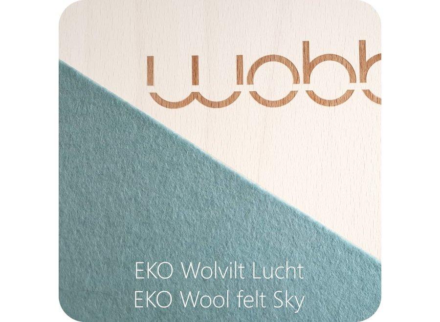 Wobbel EKO Felt - Sky