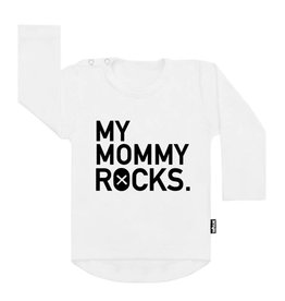 Van Pauline My Mommy Rocks - Longsleeve