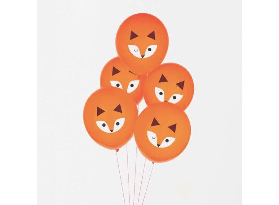 My Little Day - Ballonnen 'Mini Fox'