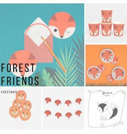 My Little Day Forest Friends Feestbox