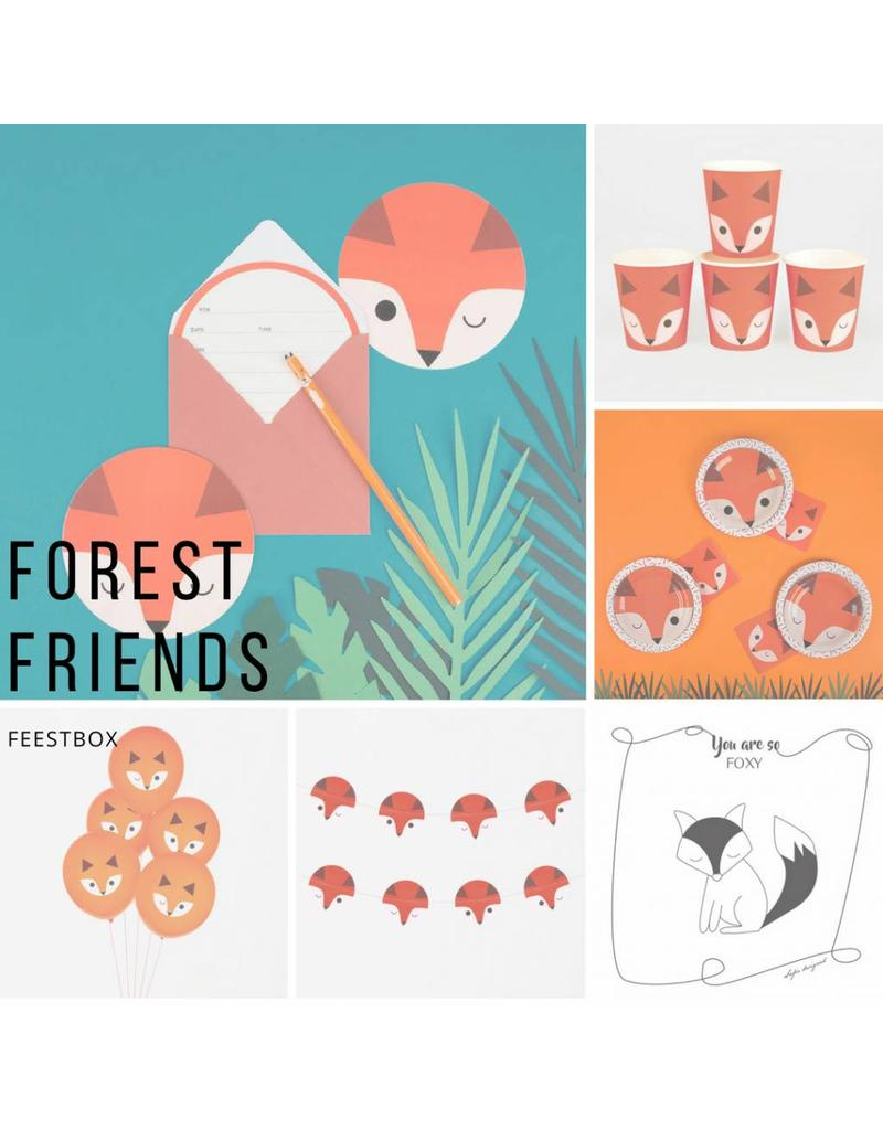 My Little Day Feestbox - Forest Friends