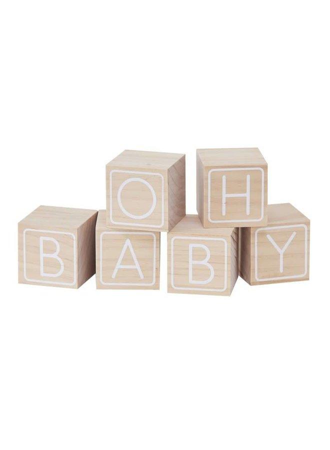 Blokken 'Oh Baby'