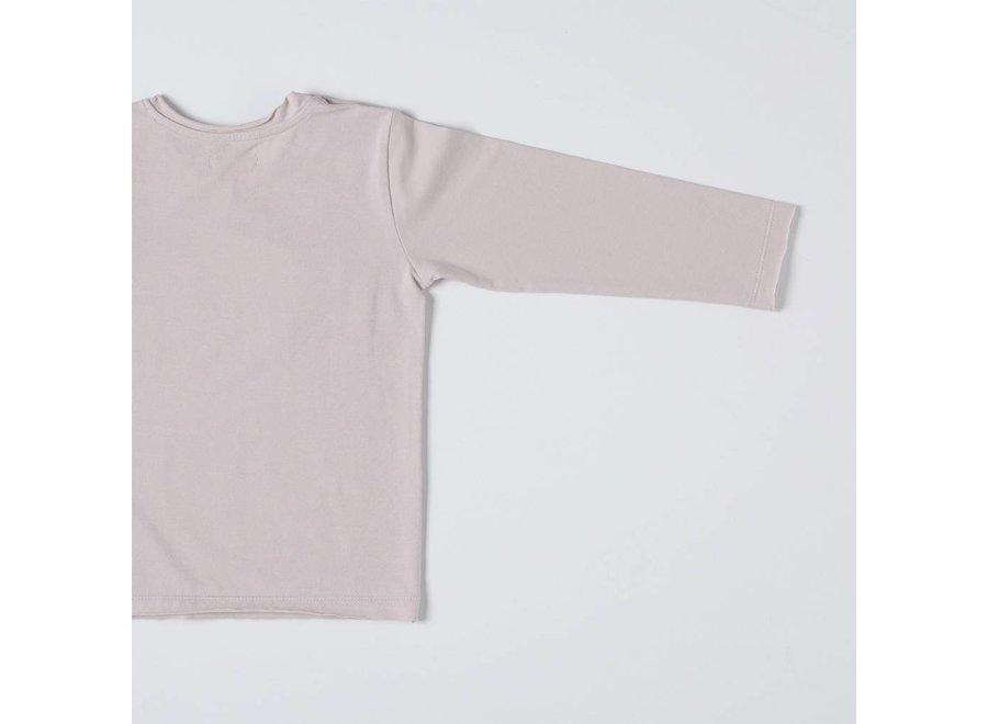 Longsleeve - Old Pink - Nixnut