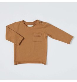 Nixnut Nixnut - Longsleeve Rust