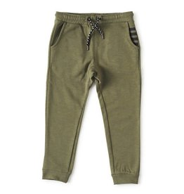 Little Label Little Label - Soft Pants 'Army'