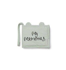 Liewood VERKOCHT Fotoboekje 'My Memories'  Dooplijst