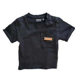 Kidooz Kidooz - Black T-shirt