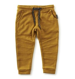 Little Label Little Label - Soft Pants Oker