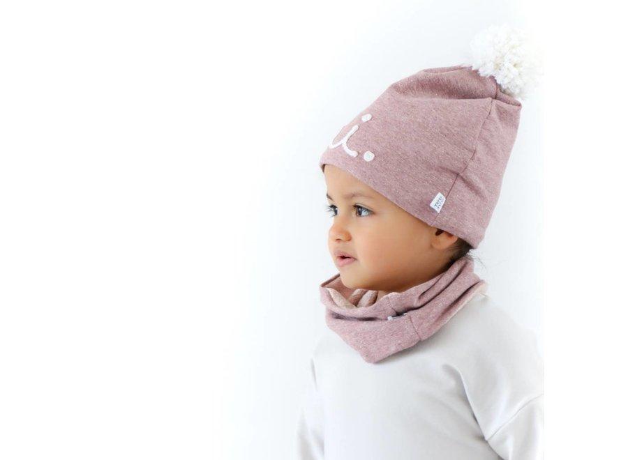 Aai Aai Winterbeanie Pink