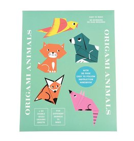 Animal Origami Kit