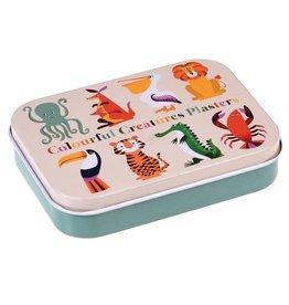 Box 'Colourful creatures'
