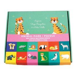 Puzzel 'Animal Park'