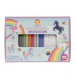 Tiger Tribe Sticker World - Magical Unicorns
