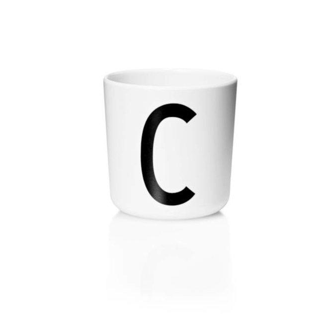Design Letters - Drinkbeker A - D