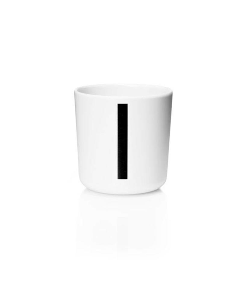 Design Letters Design Letter - Drinkbeker I - L
