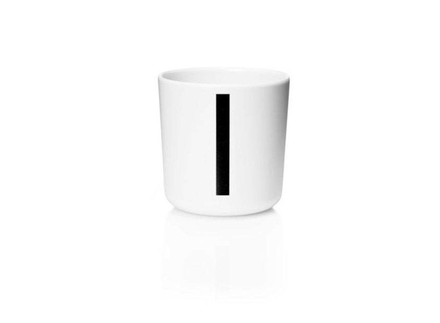 Design Letters - Drinkbeker I - L