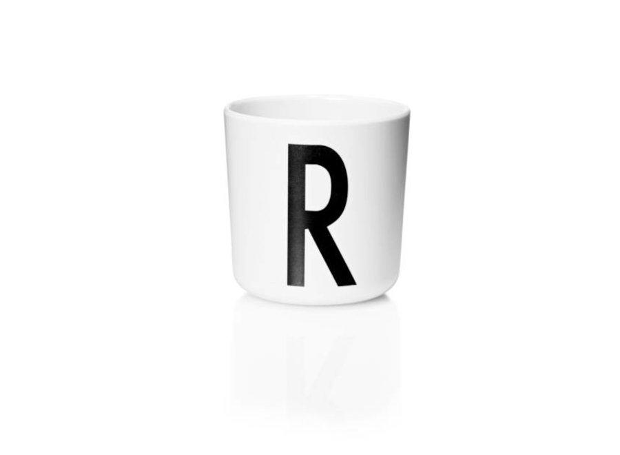 Design Letters - Drinkbeker R - U