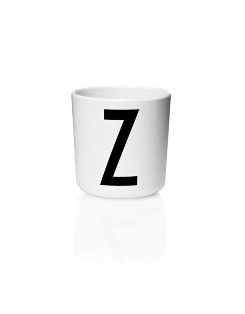 Design Letters Design Letter - Drinkbeker V - Z
