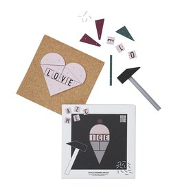 Design Letters Design Letters - Hammer Artist Ice