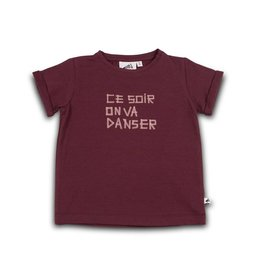 cos I said so Cos I Said So - Shortsleeve Ce soir on va danser